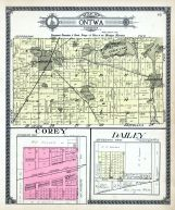 Ontwa Township, Corey, Dailey, Cass County 1914